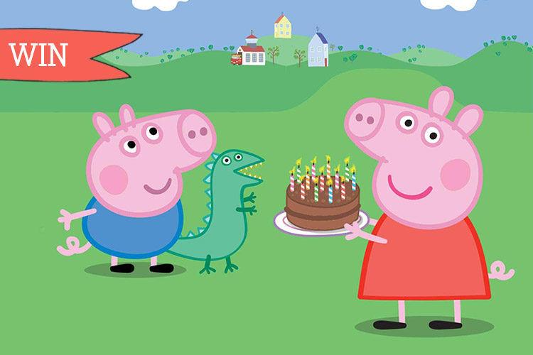 Win Family Passes To See Peppa Pig Playdate Mum S Grapevine