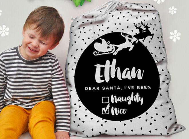 Spatz personalised Santa Sacks
