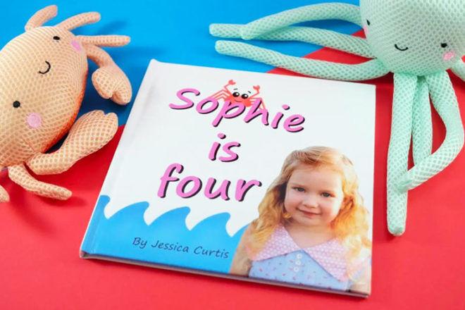 Unique Children's Books, personalised kids books