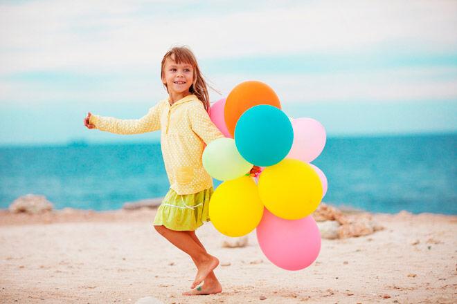 balloons gross motor skills preschooler