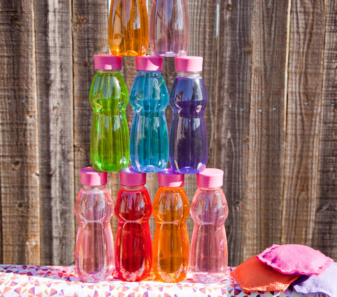 carnival game water play toddler