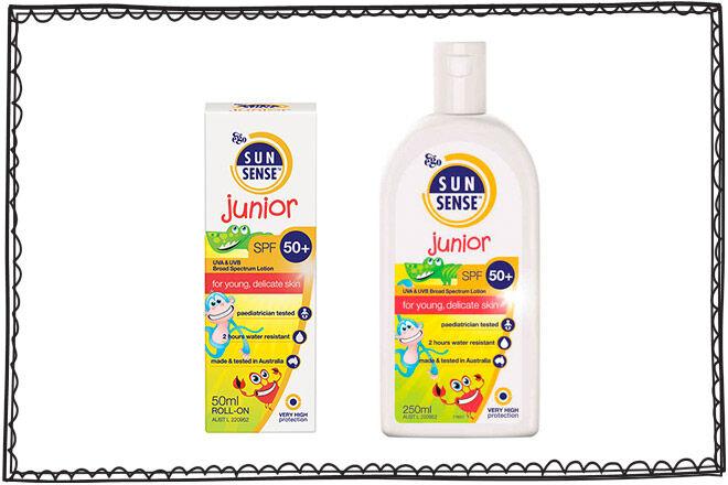 ego sunsense junior baby sunscreen