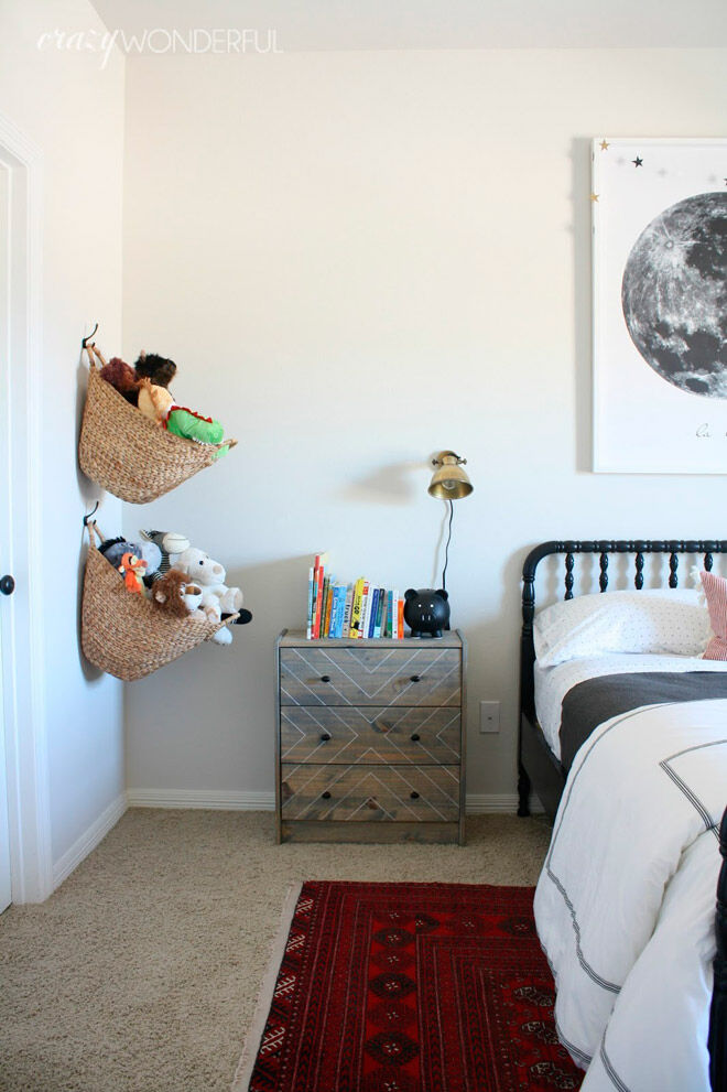 20 Practical Ways To Store And Display Soft Toys Mum S