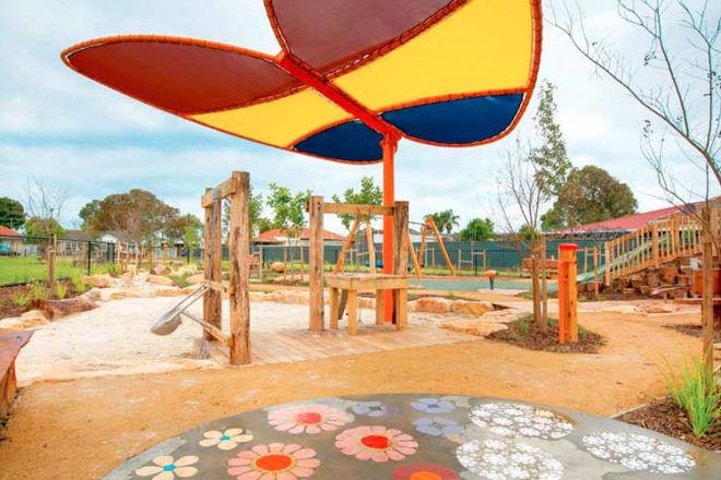 jervois street playground adelaide