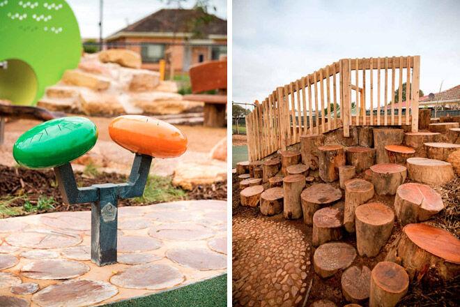 jervois street playground adelaide SA