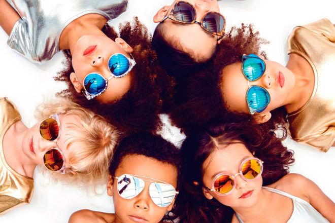 Milk & Soda sunglasses
