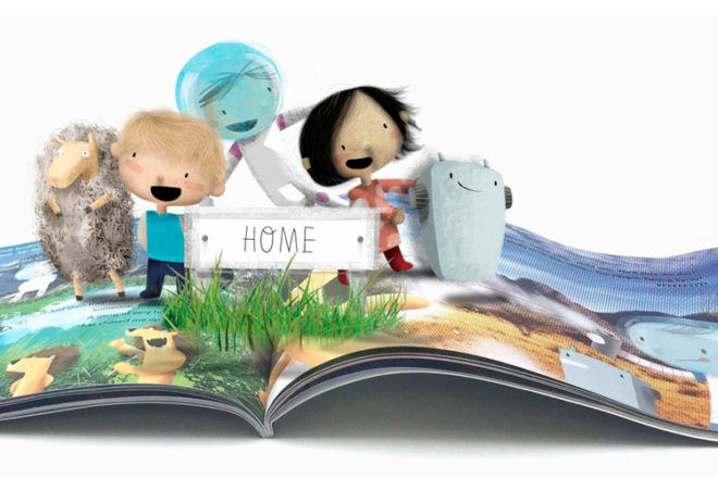 lost my name personalised story book