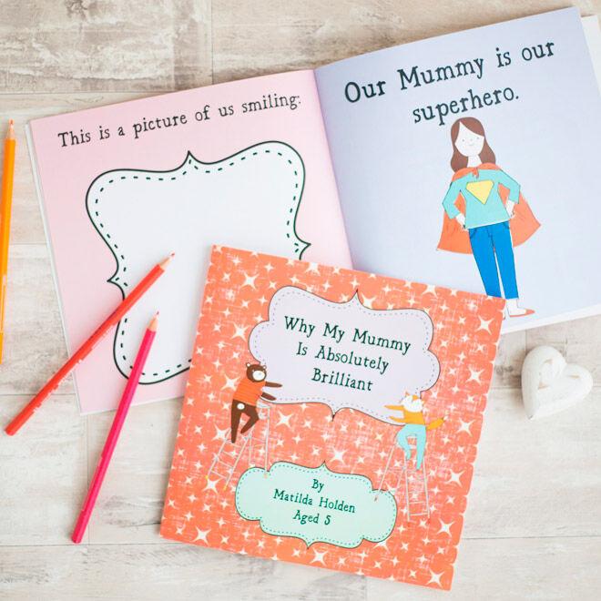 lou brown designs personalised story book