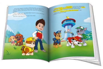 personalised story books for kids