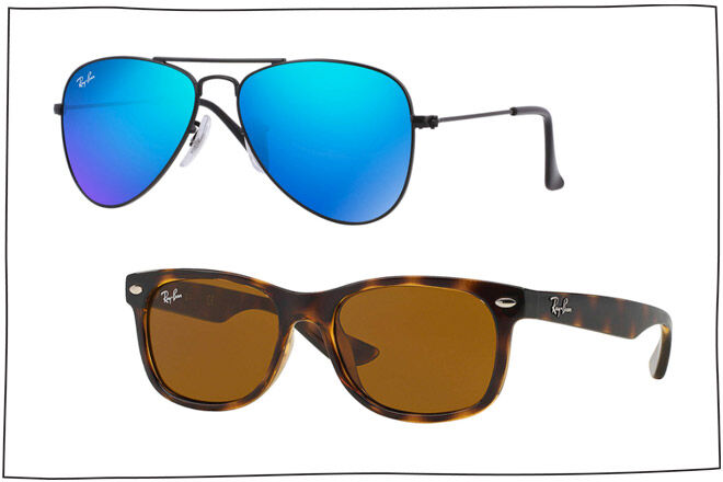Ray-Ban Juniors sunglasses for kids
