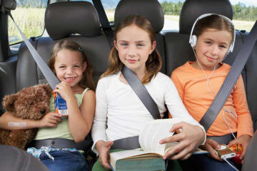 Car games to play on road trips