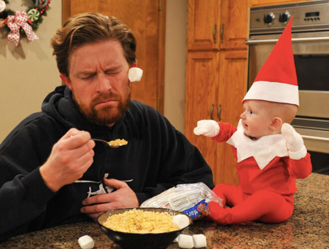 dad-turns-son-into-real-life-elf-on-the-shelf-throwing-marshmallows