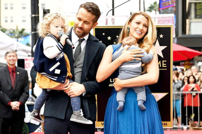 Blake Lively baby number twos name
