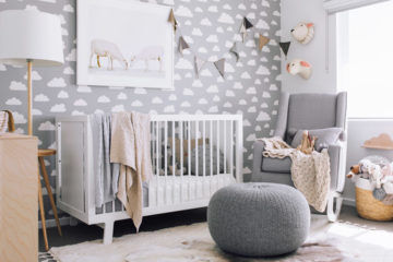 How to create a calm nursery space