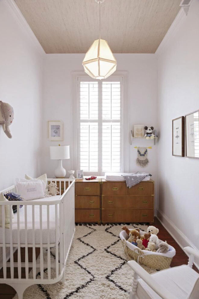 Small nursery designs