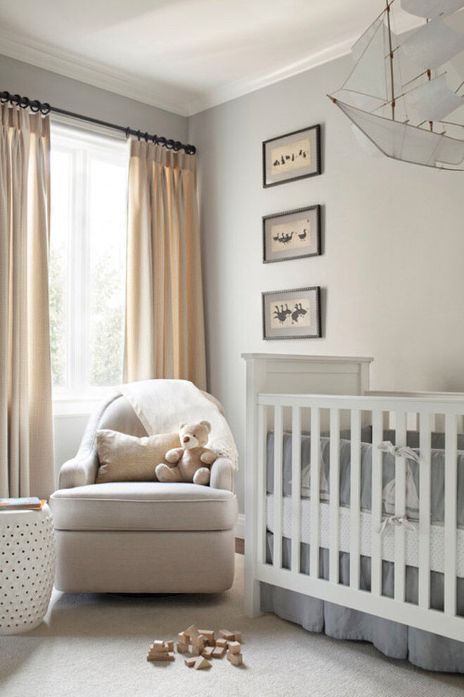 Lightling creates a calm space in a nursery