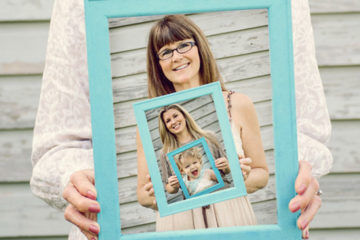 Multigenerational family photo ideas