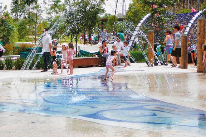 pirrama park water play sydney