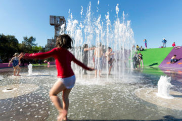 sydney water play kids