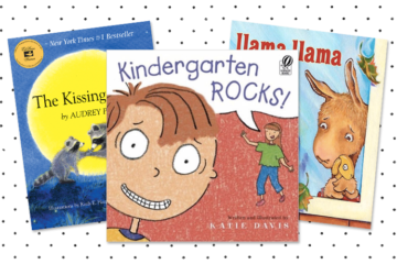 Books about starting kindergarten