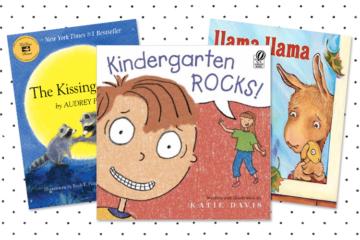 Books about starting kindergarten