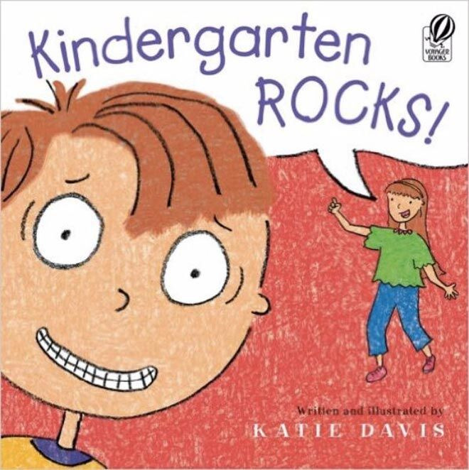 Kindergarten Rocks by Katie Davis