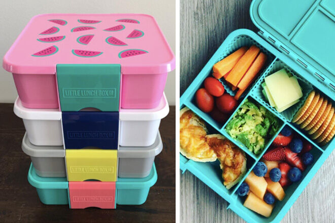 Little Lunch Box Co - Bento Lunch Boxes MGV