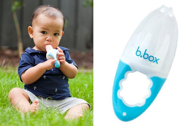 b.box mesh baby feeder
