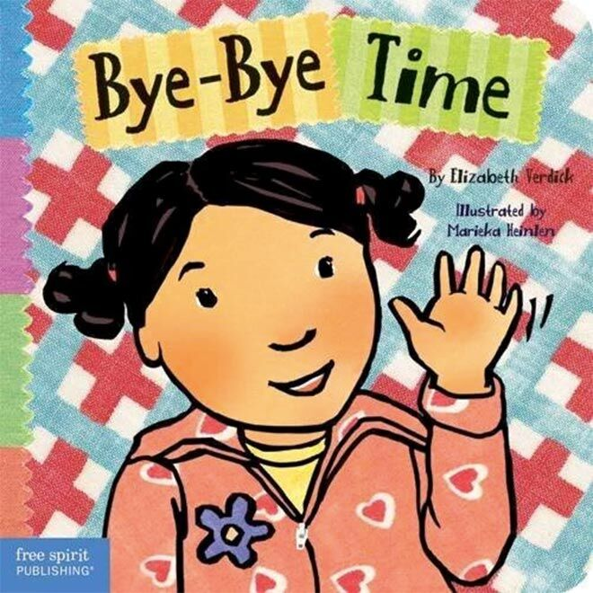'Bye-Bye Time' by Elizabeth Verdick