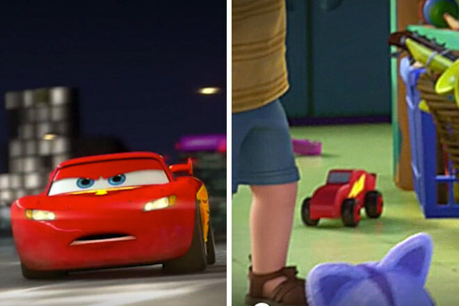 All Pixar Movies Are Connected And Heres The Proof - Pixar movies connected