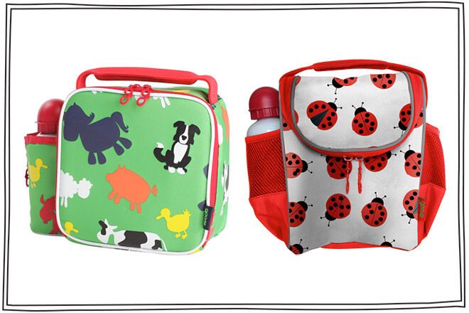 gooie insulated lunch box