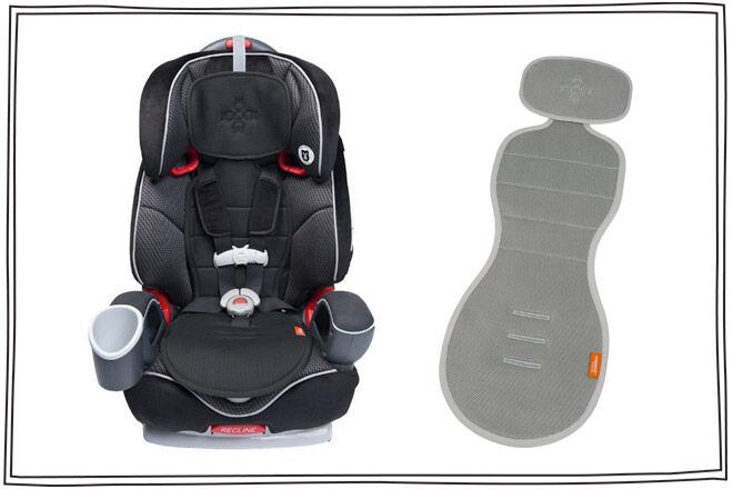 meeno baby cool mee car seat liner
