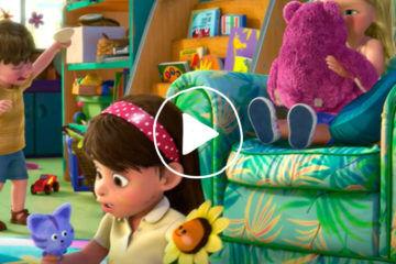 pixar movies connected kids