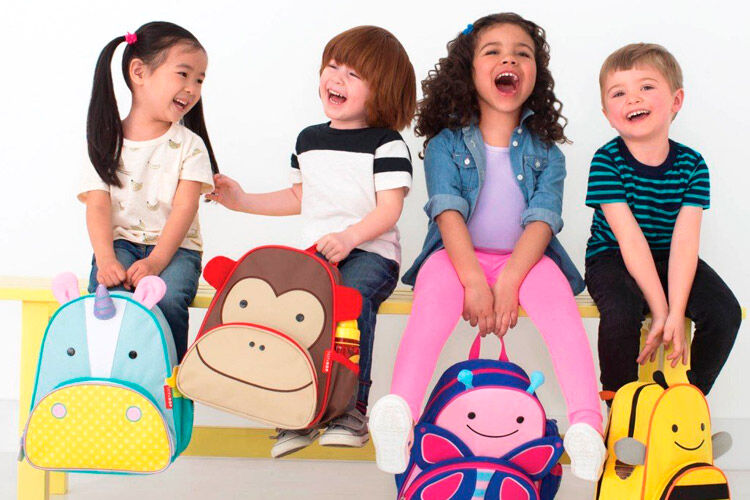 Skip Hop Range of toddler backpacks
