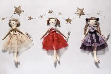 Tutu du Monde dolls