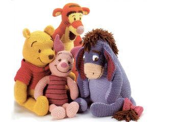 Winnie the Pooh gift ideas