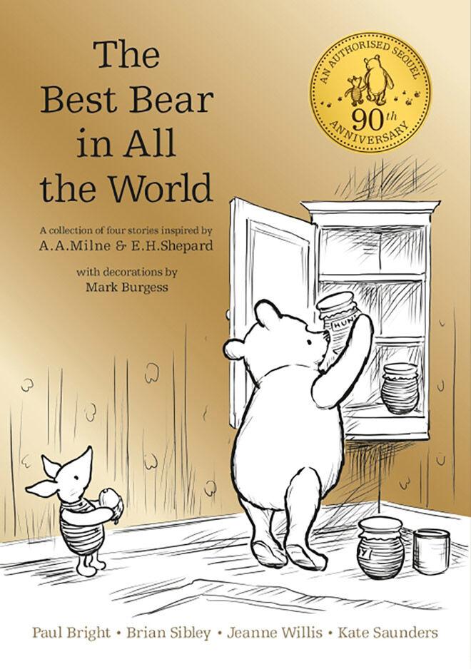 winnie the pooh best bear book
