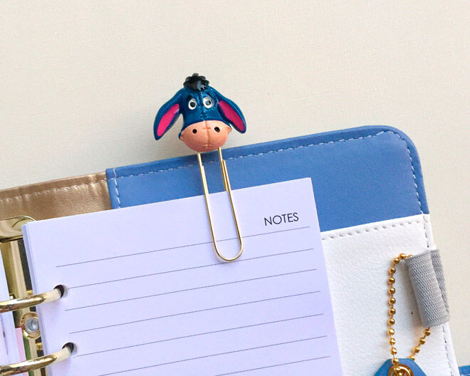 winnie the pooh bookmark