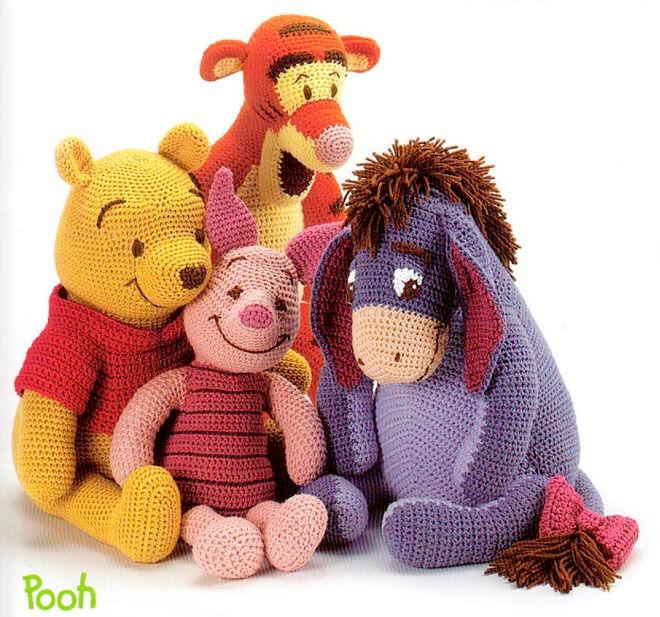 winnie the pooh diy toy