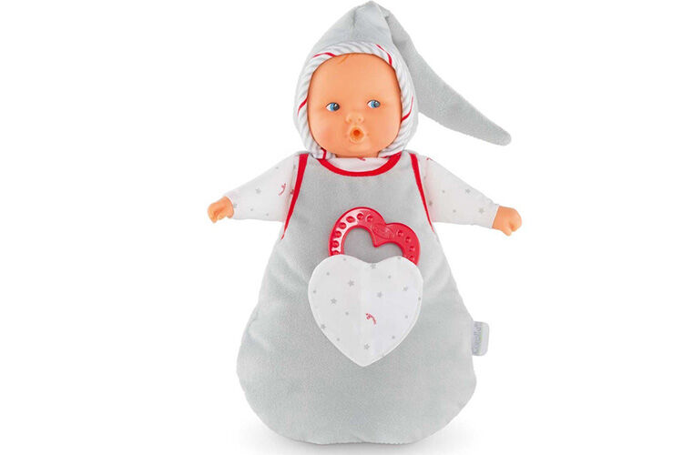 first dolls for babies; corolle baby doll