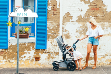 Win a Joolz Day2 pram