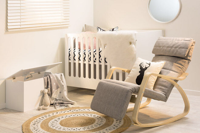 Mocka Amalfi cot - choosing the right cot for baby