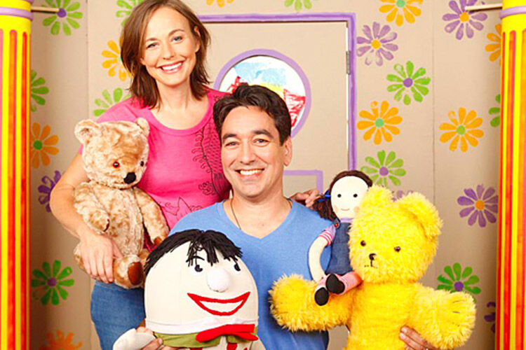 Play School Live 'Prince of Bears' concert