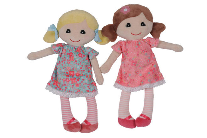Baby's first doll: 10 perfect dolls for new babies
