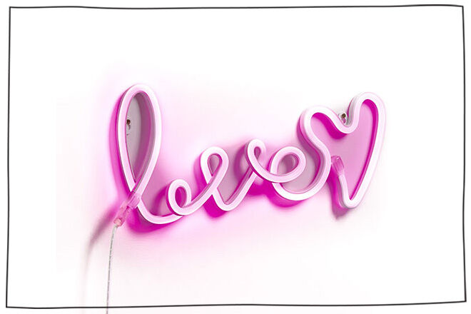 Valentine's Day - Adairs Love LED Strip Lighting