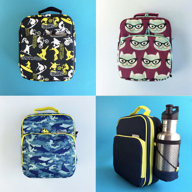 Bentology Insulated lunch Bags and boxes