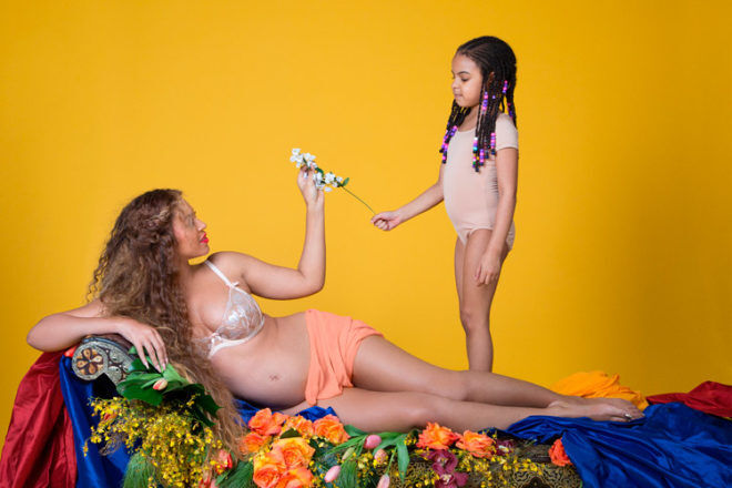 beyonce pregnancy twins celebrity