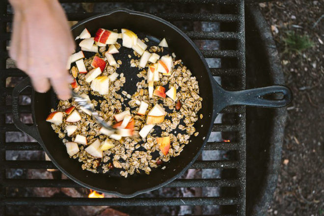 camping food kids easy recipes