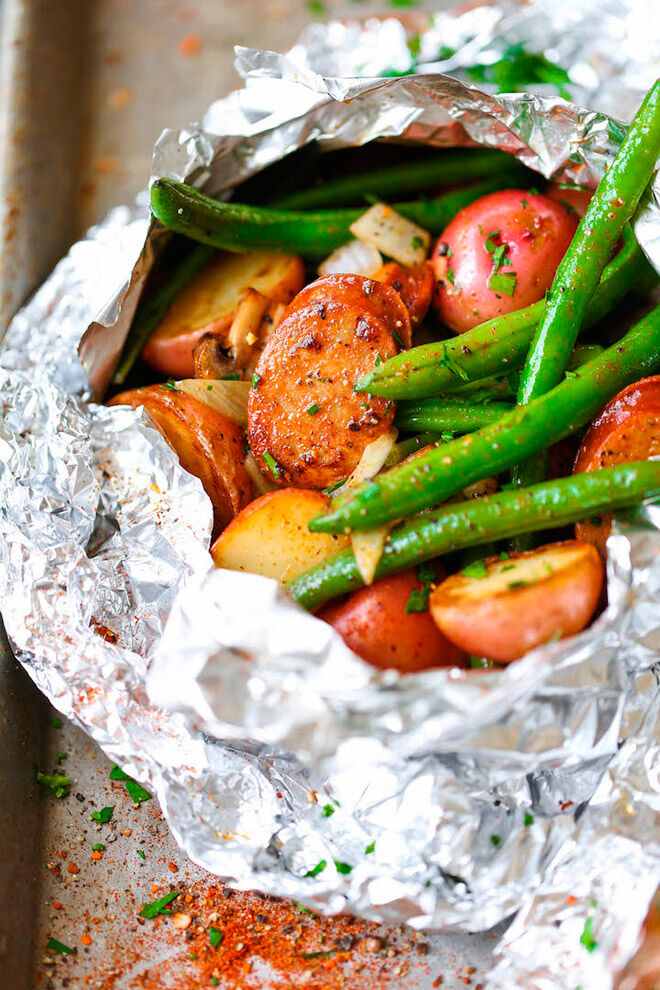 9 Camping Recipes To Feed The Family Mum S Grapevine