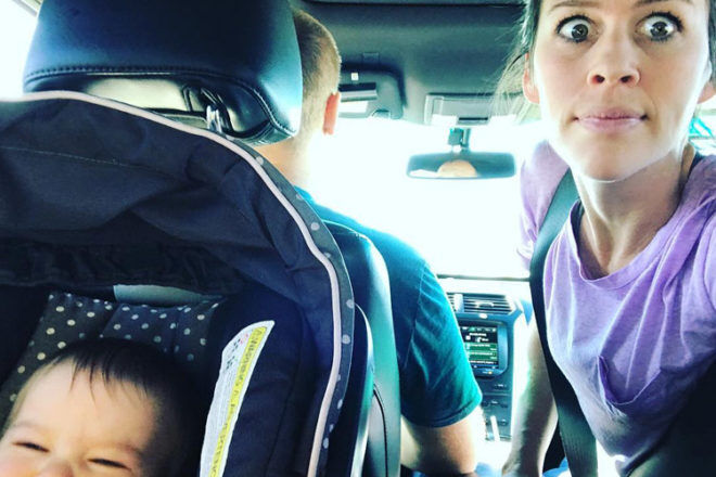 toddler toilet training Facebook car travel